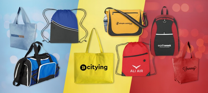 A Quick Guide to Promotional Bags